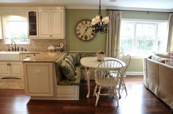 Kitchen Booth Seating Kitchen Design Kitchen Island Table Kitchen Island With Seating