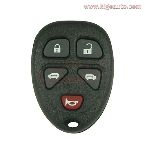 15913421 Oem Key Fob Circuit Board With New Remote Case Keyless Key Key Fob Replacement