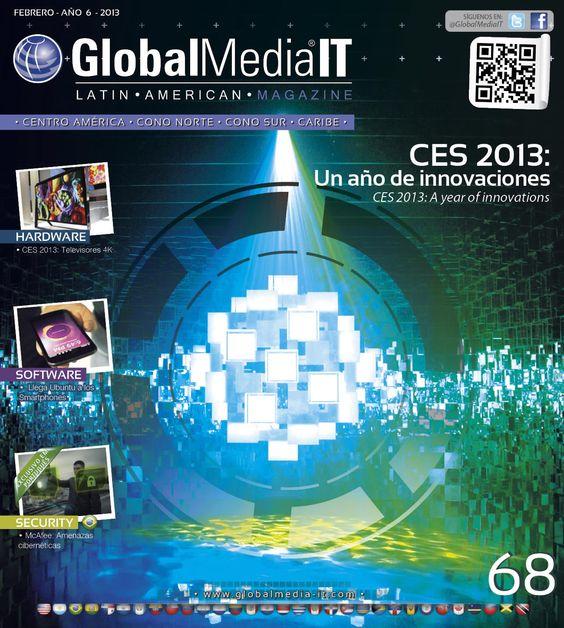 Edicion 68 Febrero 2013 - CES 2013