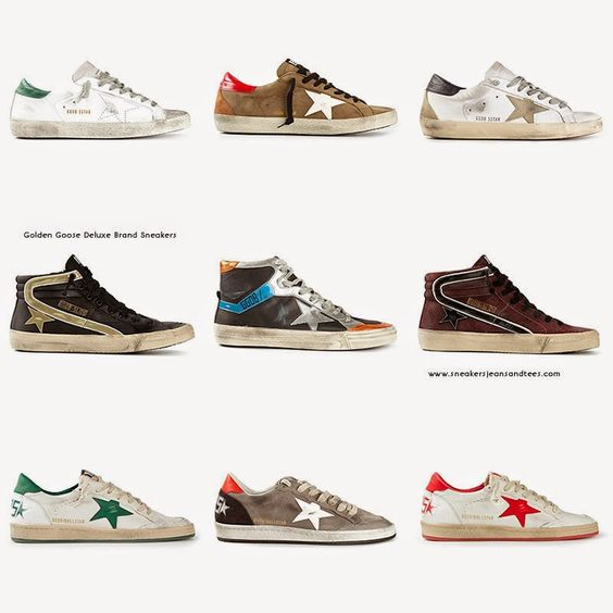 goose scarpe sale