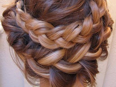 Pretty Braided Hair for you!
