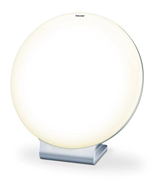 Beurer Daylight Lamp With Natural Sunlight Simulation And Large Illumination Surface Tl50 Lamp Light Lamp Mirror Table