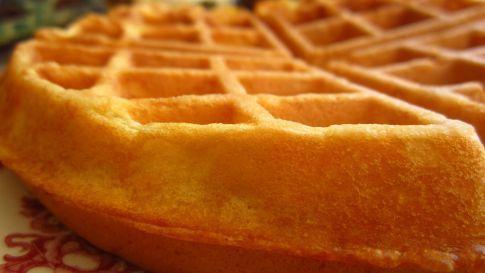 Rich Buttermilk Waffles Recipe Genius Kitchen In 2020 Easy Waffle Recipe Waffle Recipes Buttermilk Waffles