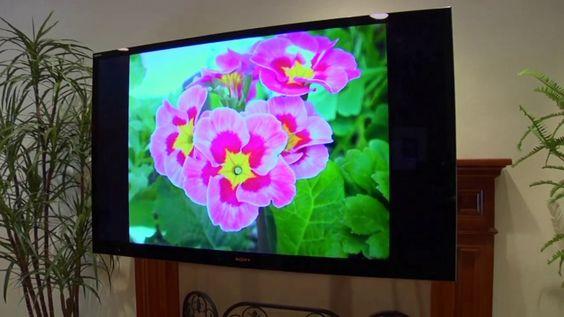ComfortVu motorized TV mount