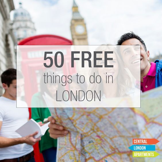 50 Free Things To Do In London - www.central-london-apartments.com/blog/50-free-things-to-do-in-london/