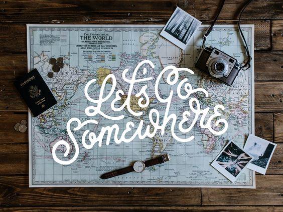 Let's Go Somewhere- Mark van Leeuwen
