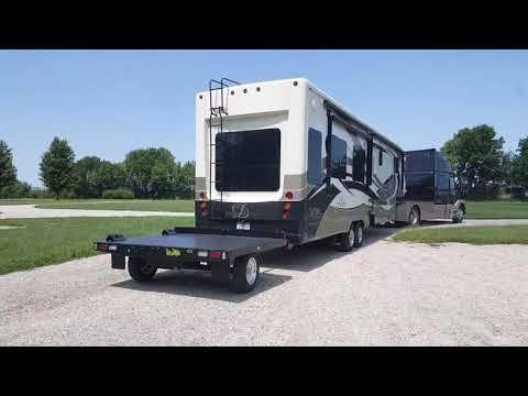 Idaho Tote Dolly Tow Your Atv Motorcycle Golf Cart Behind Your Rv Golf Carts Camping Set Up Rv Stuff
