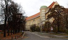 German National Library, Leipzig.