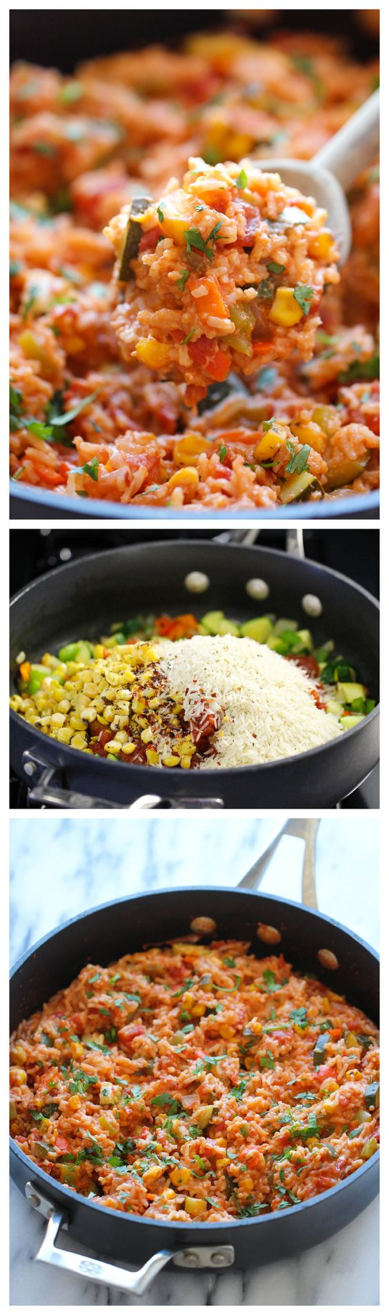 One Pot Mexican Rice Casserole | Recipe | Rice Casserole, One Pot and ...