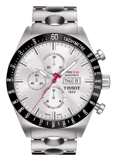 Tissot PRS516 Automatic Chronograph Valjoux   T044.614.21.031.00