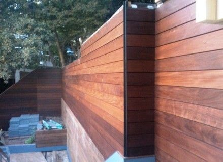 Modern wood wall panels | Exterior Wood Siding Panels | Pinterest ...
