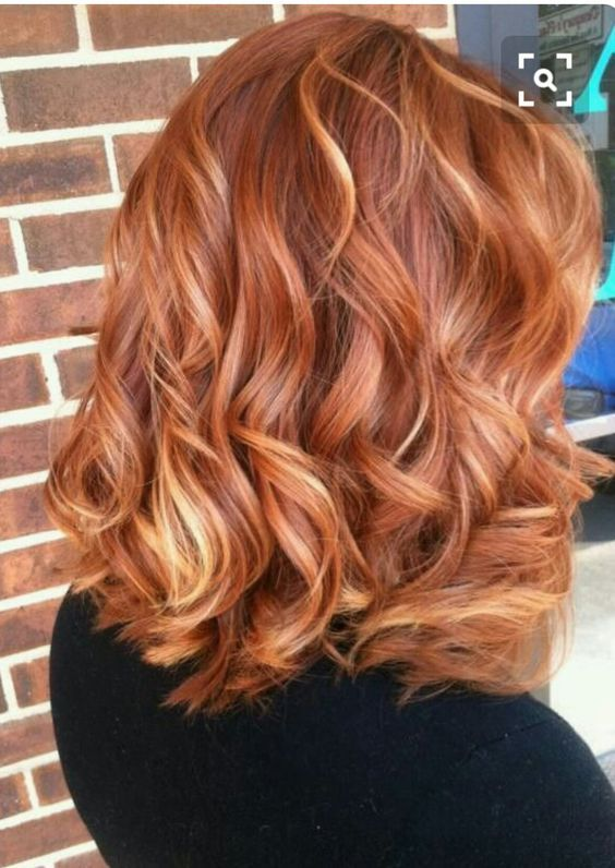 45 Copper Red Ginger Hair Color Ideas Copper Hair Color
