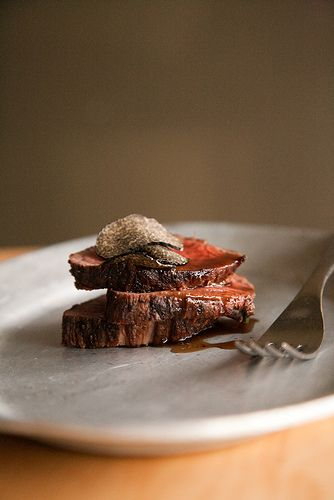 Steak by Lara Ferroni, via Flickr