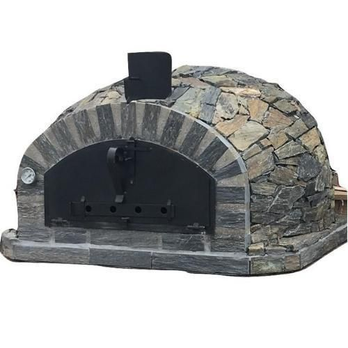 Authentic Pizza Ovens Pizzaioli Stone Finish Built In Or
