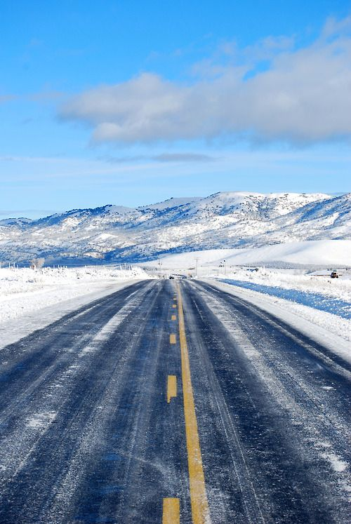 """ ""Tehachapi Snow"" 1/4/12 Tehachapi Ca, nikon D40x """