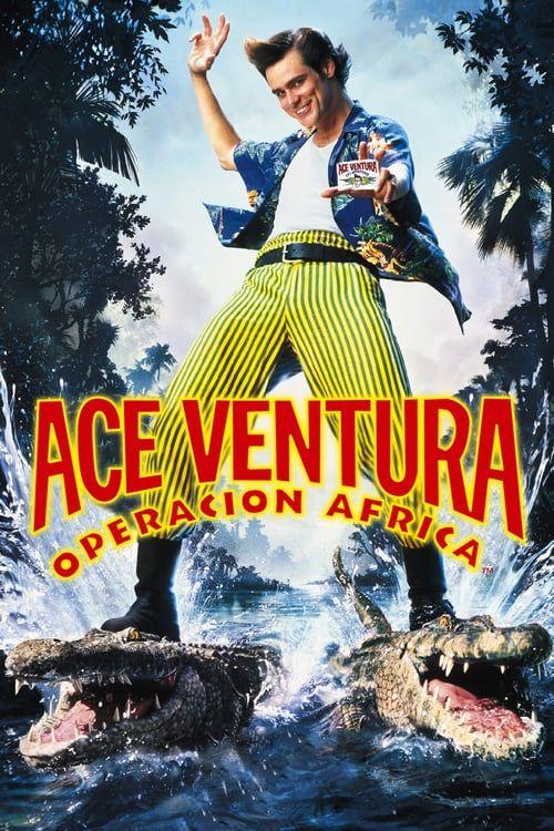 Hd Eng Ace Ventura Operacion Africa 1995 Pelicula Completa En Espanol Latino Online Peliculas De Comedia Blog De Peliculas Peliculas