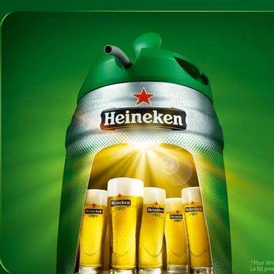 hương vị bia Heineken Pháp