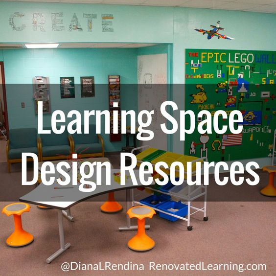 Innovative Classroom Materials : Learning space design resources renovatedlearning