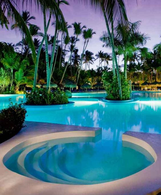 All Inclusive Honeymoon Deals and Packages: Melia Caribe Tropical.  Great if you're on a budget!  http://www.journeysnearandfar.com
