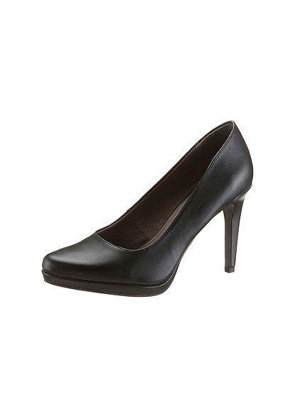 Tamaris High Heel Pumps – schwarz