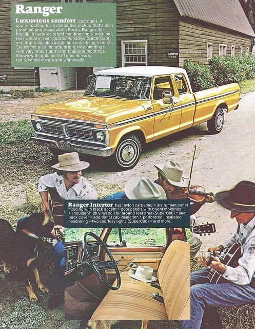 Check This Out I Really Fancy This Coloring For This 1976 F150 1976f150 In 2020 Ford Trucks Ford Pickup Trucks Ford Truck Models