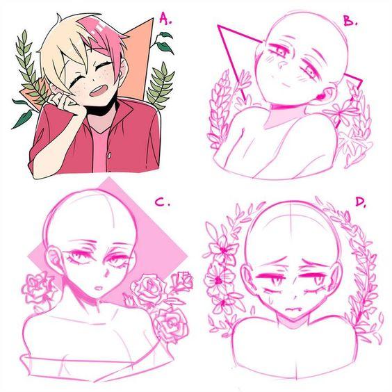 YCH bustshots (CLOSED) by Lily-Draws - #bustshots #CLOSED #LilyDraws #YCH