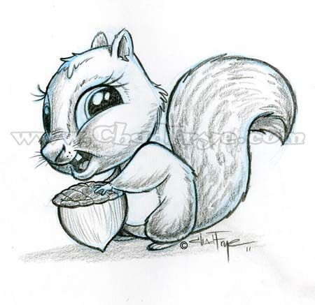 Disney sketches, Sketches and Squirrel on Pinterest