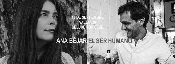 Tercer aniversario PitaSound Prom con Ana Béjar y El Ser Humano 2 http://www.woodyjagger.com/2016/09/pitasound-prom-ana-bejar-ser-humano.html