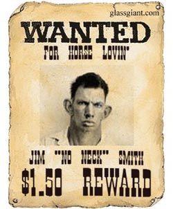 Wild West wanted poster generator | Wild West | Pinterest ...