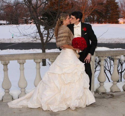 Wedding Style Winter Dress Maggie Sottero Sabelle In