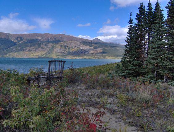 Yukon Trail Alaska