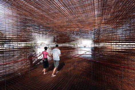 Padiglione Croazia alla 12a Biennale Venezia, Venice, 2010 - Leo Modrèin
