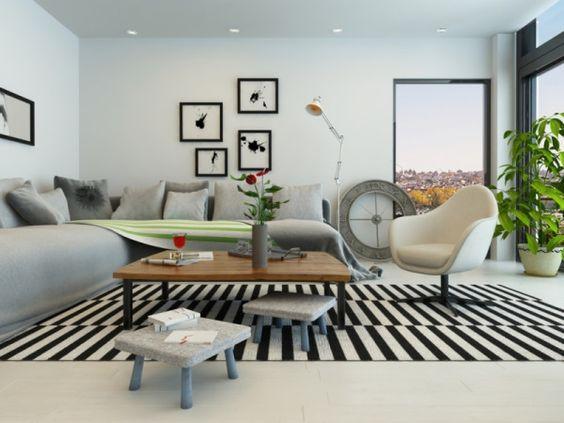 wohnzimmer modern und gemutlich 10 frische wohnzimmer ideen - Wohnzimmer Modern Lila