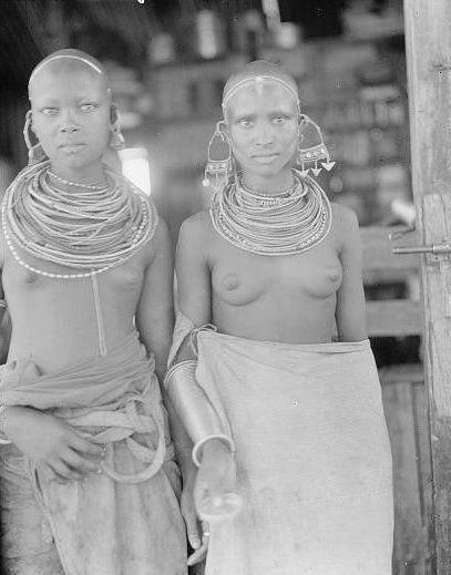 Women of Kenya 1930s