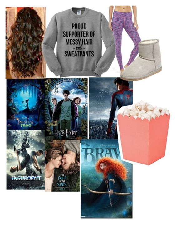 """""""Movie night #3 x"""" by the-other-ocean ❤ liked on Polyvore featuring SALAR and Disney"""
