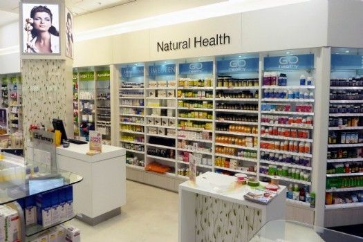 Life Pharmacy In Botany Town Centre Recently Under Went
