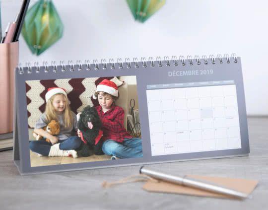 Calendriers Photo Muraux A4 & A3 Simples 2021 | Photobox | Livre