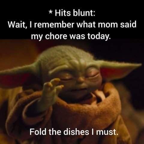 Pin By Jobab On Baby Yoda Yoda Funny Cartoon Jokes Funny Qotes