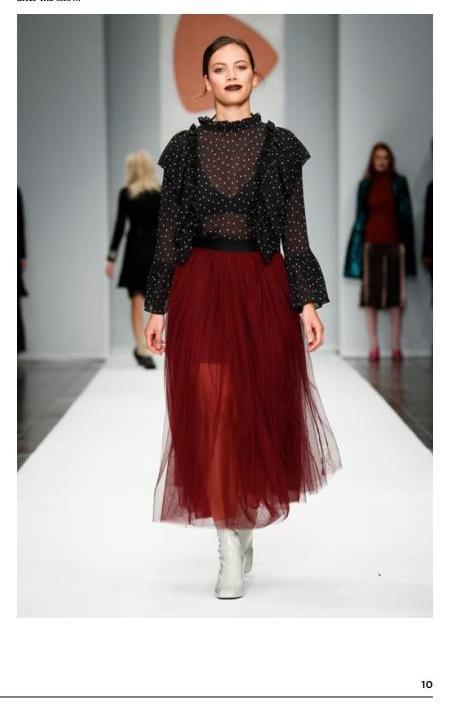 #ClippedOnIssuu from Copenhagen Fashion Week SS17 - The Daily Saturday Edition