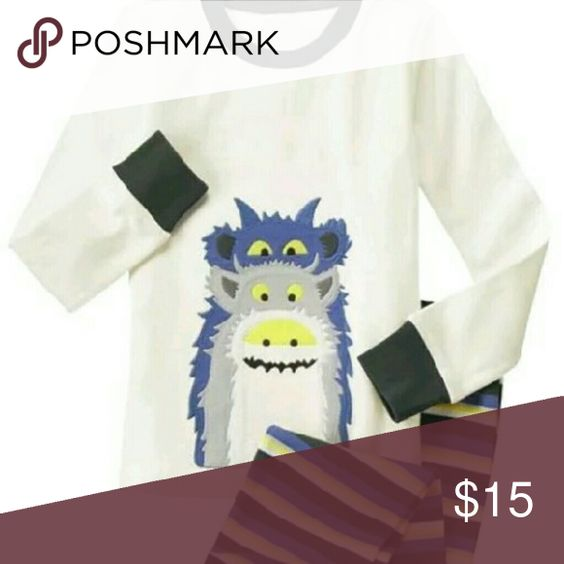 Boy's PJ Set New with tags , and from a smoke free / pet free home. Gymboree Pajamas Pajama Sets
