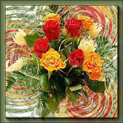 ***Szép virágos kép***: