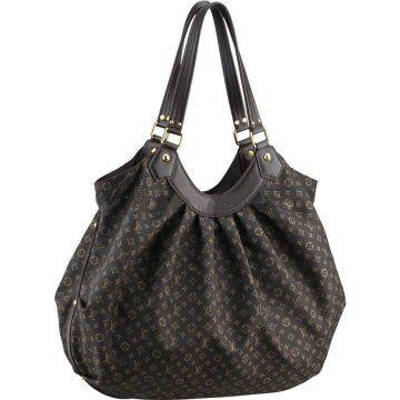 Louis Vuitton M40408 Handbag Fantaisie Fusain