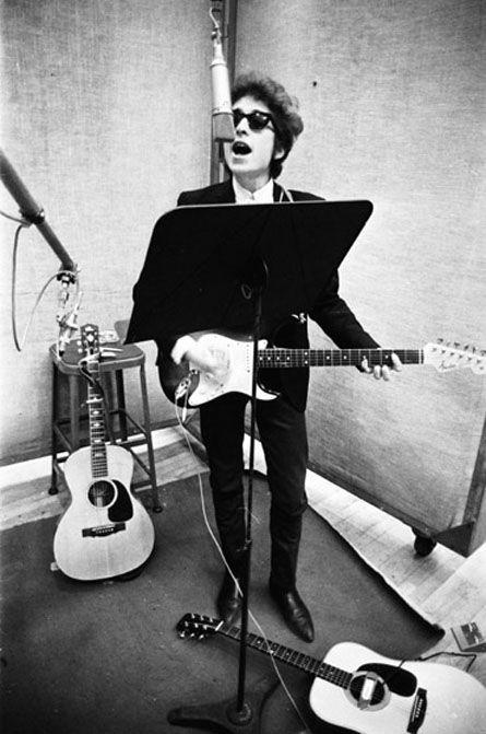 Bob Dylan born Robert Allen Zimmerman
