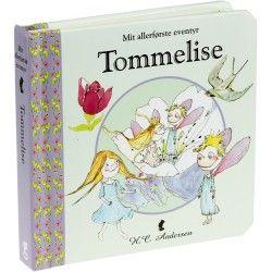 Mit Allerførste Eventyr - Tommelise