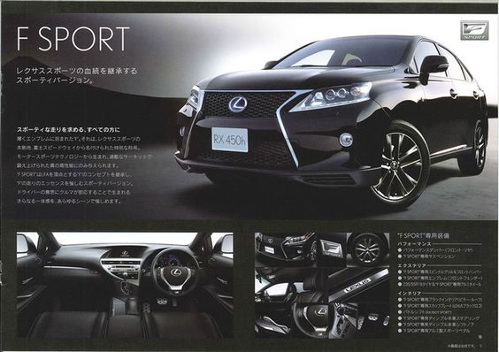 2013 lexus suv. Even though my 2000 camry has been a good one; I would sacrifice her for this black beauty.