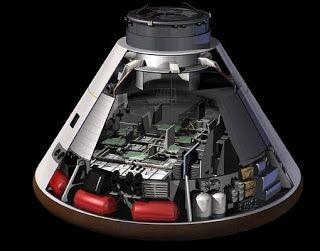 G.A.B.I.E.: La NASA probará la nave para llegar a Marte en 201...