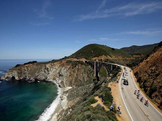 Highway 1, na Califórnia