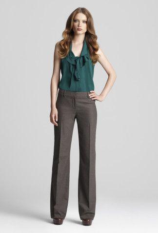 Ropa para mujer juvenil ropa mujer ejecutiva o para la for Maduras en la oficina