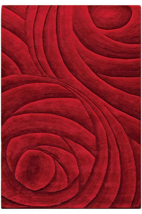 The Optics Area Rug Also Comes In Several Shapes And Sizes