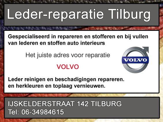 Volvo leder reparatie en stoffeerderij